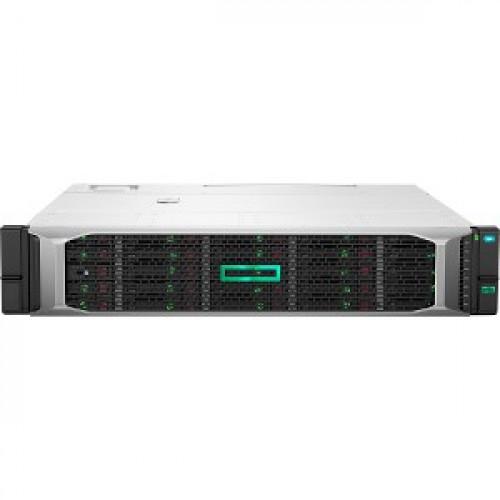 "Q1J20A Система хранения данных (СХД) HPE D3710 w/25 2TB 12G SAS 7.2K SFF (2.5"") HDD 50TB Bundle"
