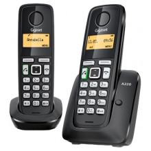 Радиотелефон Gigaset (Siemens) A220 Duo