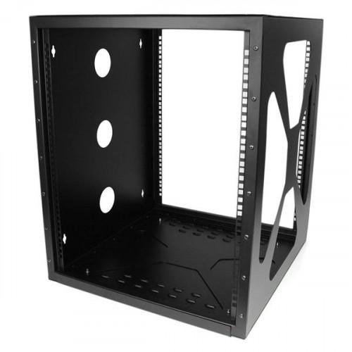 RK1219SIDEM Рэковый корпус Startech.com 12U 19 inch Wall Mount Side Mount Open Frame Rack Cabinet