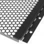 RKPNLHV6U Панель для сервера Startech Vented Blank Panel with Hinge for Server Racks - 6U