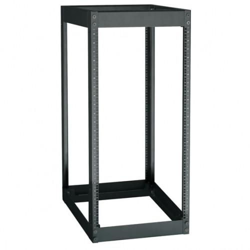 RM7003A-R3 Оборудование для стойки Black Box 15U Open Rack 4 Post 19 inch Open Black Steel