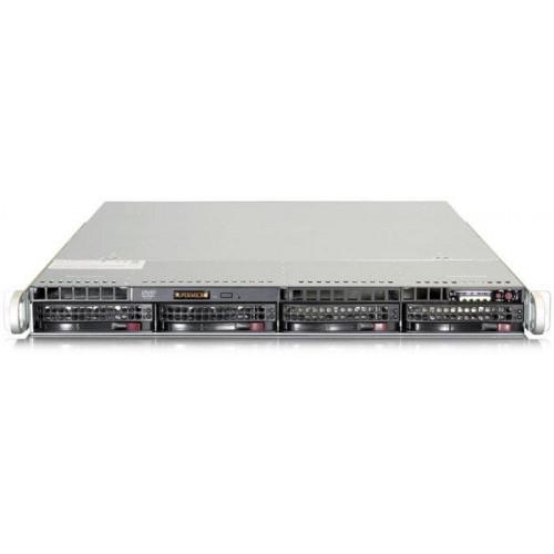 Серверная платформа 1U SATA RS300-E8-PS4-0005 ASUS