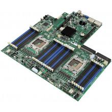 S2600GZ4 Серверная материнская плата Intel S2600GZ (2x LGA2011, Intel C602, DDR3 DIMM) OEM