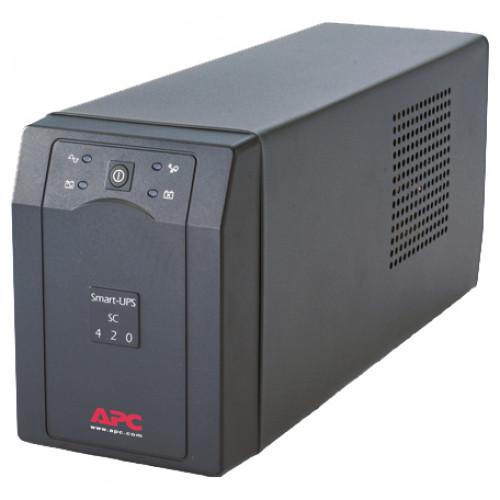 ИБП APC SC420I Smart-UPS 420VA