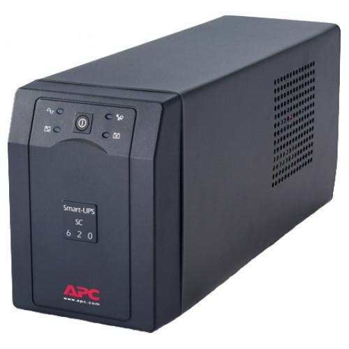 ИБП APC SC620I Smart-UPS SC 620VA
