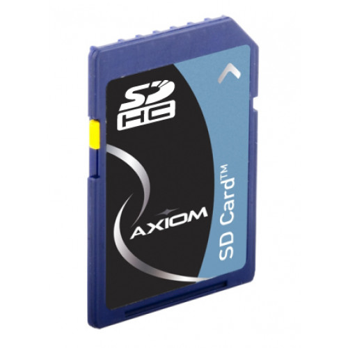 SDHC10/32GB-AX Карта памяти Axiom 32GB Secure Digital High Capacity (SDHC) Class 10 Flash Card