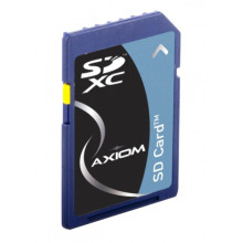 SDXC10/64GB-AX Карта памяти Axiom 64GB Secure Digital Extended Capacity (SDXC) Class 10 Flash Card
