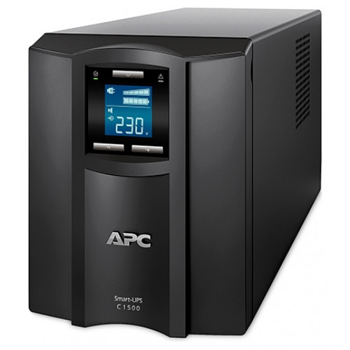 ИБП APC SMC1500I Smart-UPS 1500VA