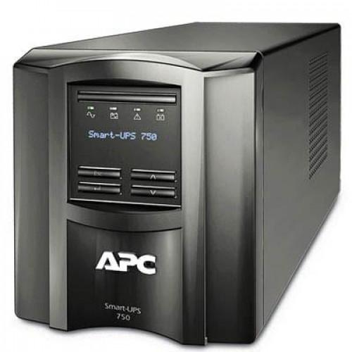 ИБП APC SMT750I Smart-UPS 750VA