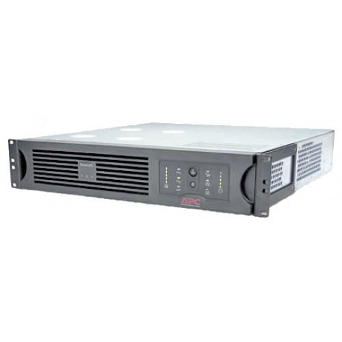 ИБП APC SMT750RMI2U Smart-UPS 750VA