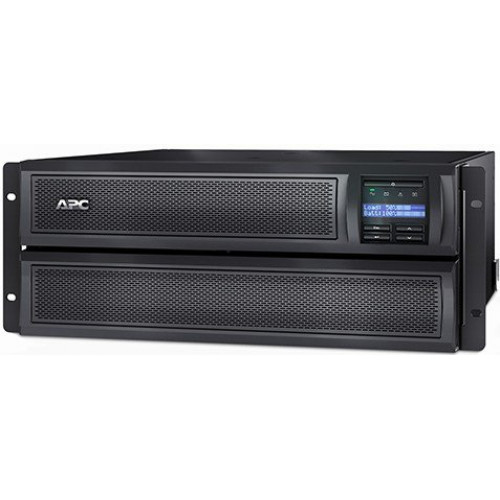 ИБП APC SMX3000HVNC Smart-UPS X 3000VA + NetWork Card