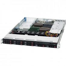 1U Серверная платформа Supermicro SYS-1026T-URF4+