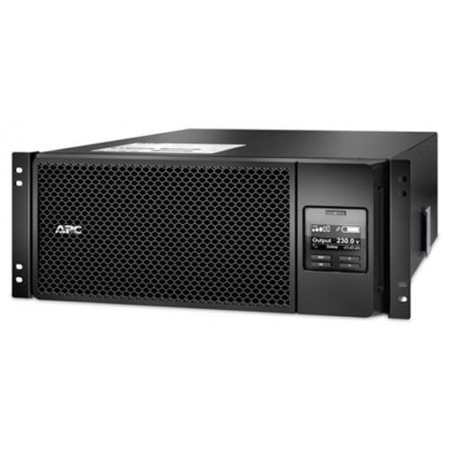 ИБП APC SRT6KRMXLI Smart-UPS SRT 6000VA RM
