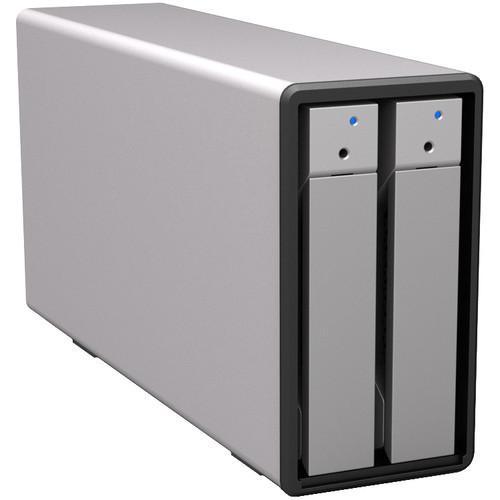 ST2-TB Дисковое хранилище STARDOM Sohotank 2-Bay Thunderbolt 2 RAID Array