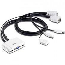 2-портовый KVM-переключатель USB TRENDnet TK-217I