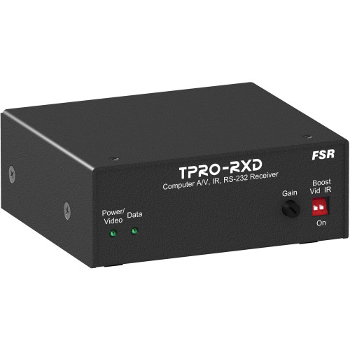 TPRO-RXD приемник видеосигнала FSR 1RU x 1/4 Wide Brick Receiver
