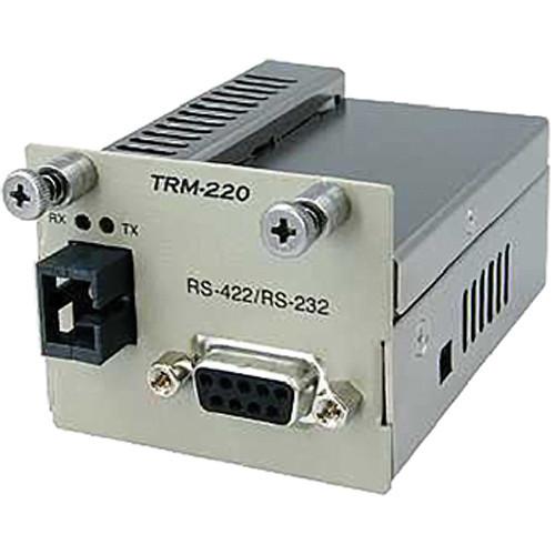 TRM-220 Конвертер / преобразователь CANARE Optical Converter (RS-422 / RS-232)