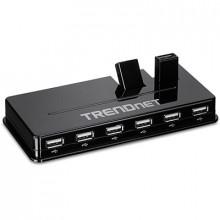 10-портовый USB-концентратор TRENDnet TU2-H10