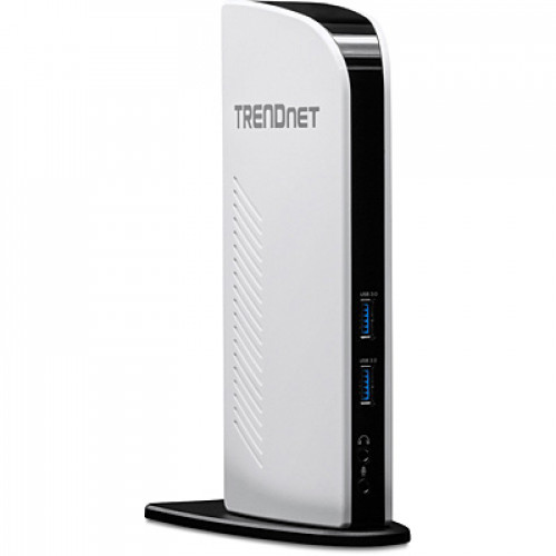 TU3-DS2 док-станция Trendnet Universal USB 3.0 Docking Station