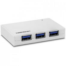 4-портовый концентратор USB 3.0 TRENDnet TU3-H4