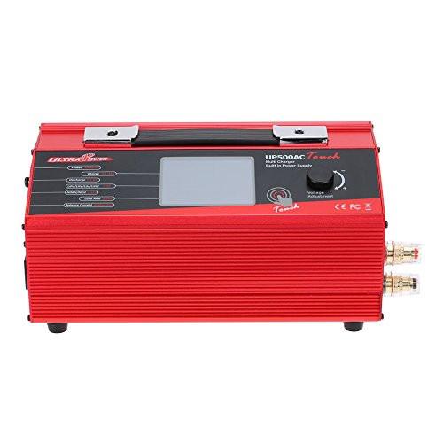 UP500AC Зарядное устройство ULTRA POWER AC110V or 220V/DC 15.0-24.0V for LiPo NiCd Pb Battery