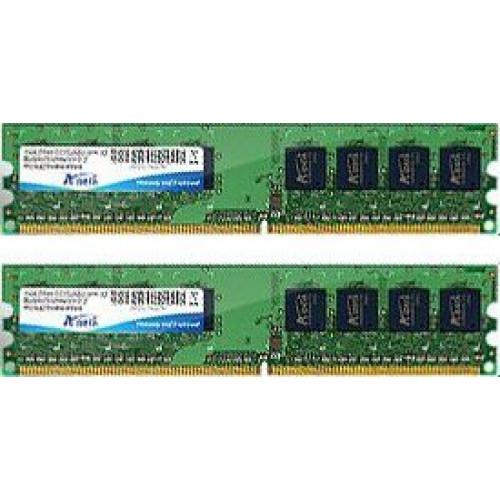 Оперативная память A-DATA Value DIMM Kit 4GB DDR2-800 CL5 (AD2800002GOU2/AD2U800B2G5-2)