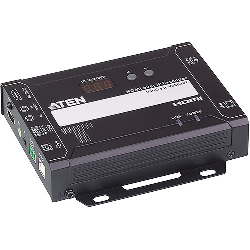 VE8900T передатчик видеосигнала ATEN 1080p HDMI Extender over IP Transmitter