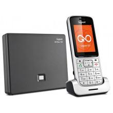 VoIP-телефон Gigaset (Siemens) SL450A GO Silver
