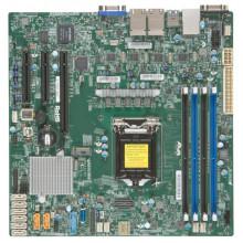 X11SSH-LN4F Серверная материнская плата SUPERMICRO MBD-X11SSH-LN4F