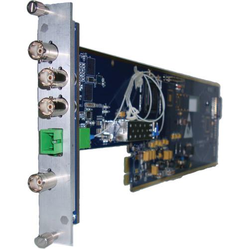 XIO 9080HDEOP-T-1U передатчик видеосигнала GRA-VUE XIO 9080HDEOP SDI to Fiber Transmitter (1RU)