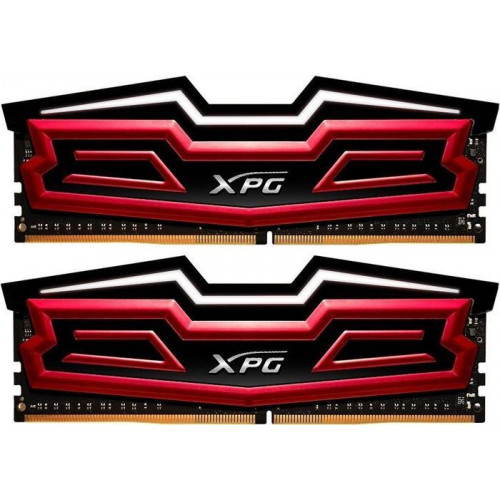 Оперативная память A-DATA XPG Dazzle LED DIMM Kit 32GB DDR4-3000, CL16-18-18 (AX4U3000316G16-DRD)
